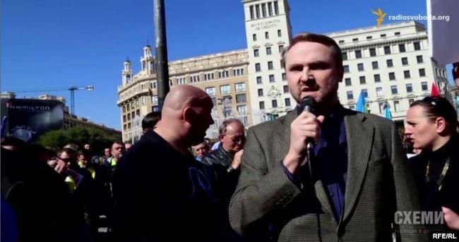 В Испании требовали убрать Хрипунова с должности