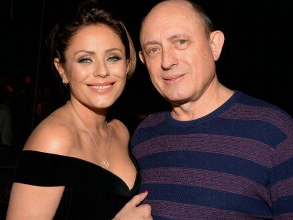 Юлия Началова и ее отец Виктор