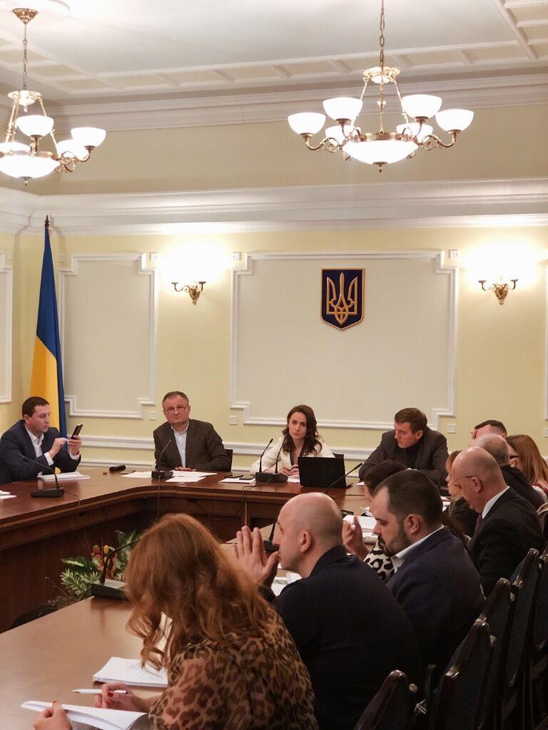 Засідання податкового комітету