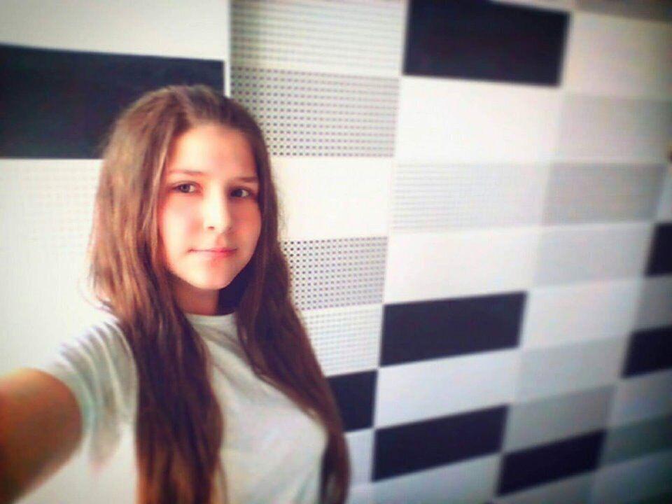 13-летняя Анна Шевчук