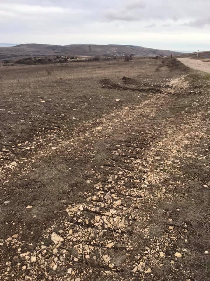 Знищення гори Клементьєва
