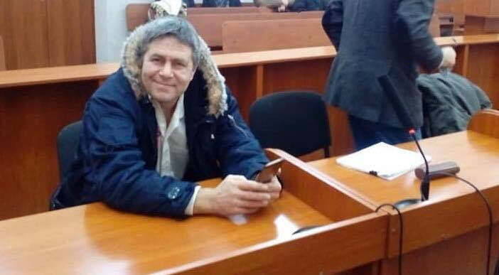 47-летний Станислав Сторожик