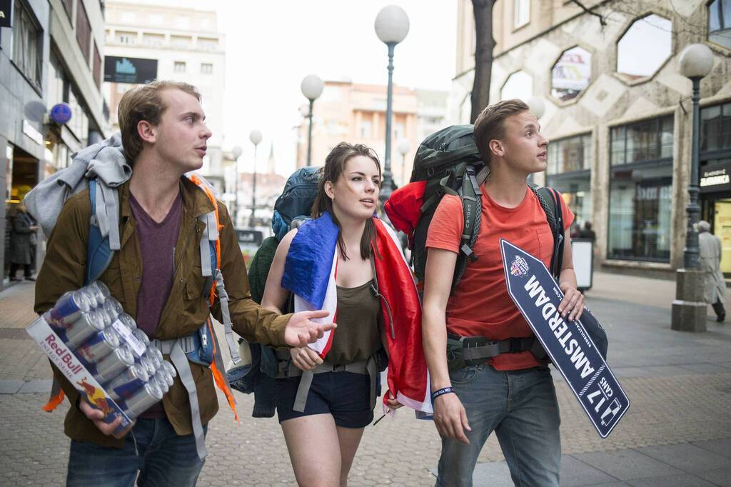 Українські студенти знову можуть випробувати себе в крутому пригоді від Red Bull