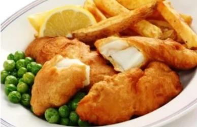 Рецепт потрясающей рыбы в кляре