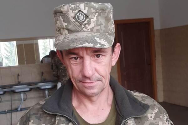 На Донбассе погиб Евгений Щуренко