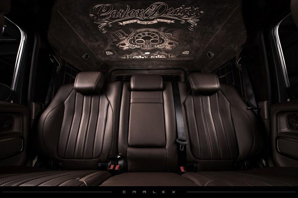 """Mercedes-AMG G63 """"Steampunk Edition"""""""