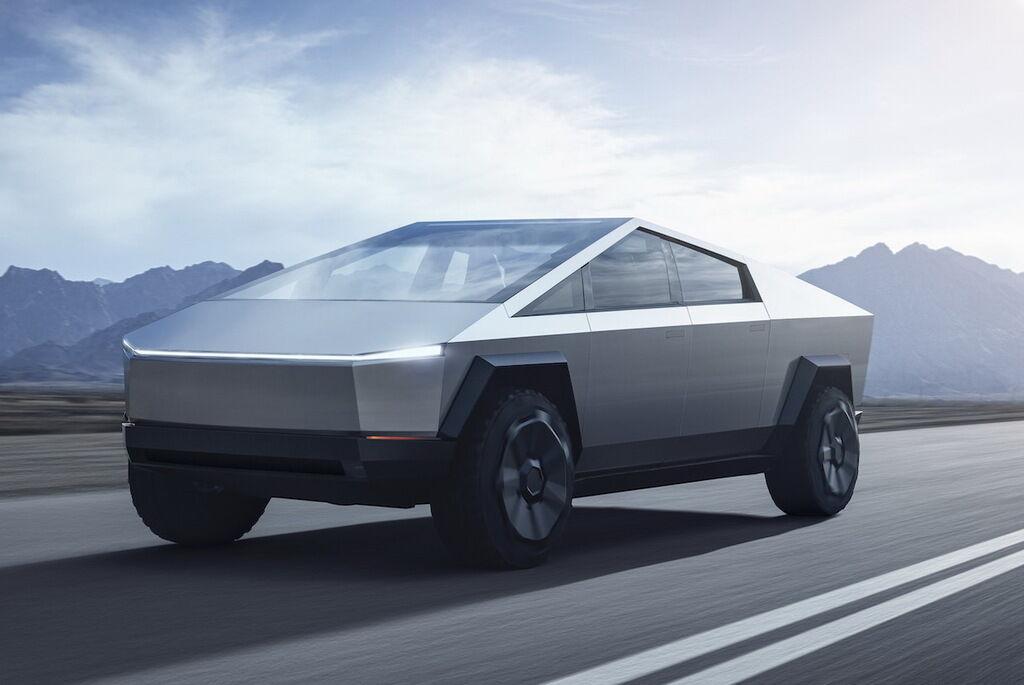 Tesla Cybertruck сможет разгоняться до 100 км/ч менее чем за 2,9 с