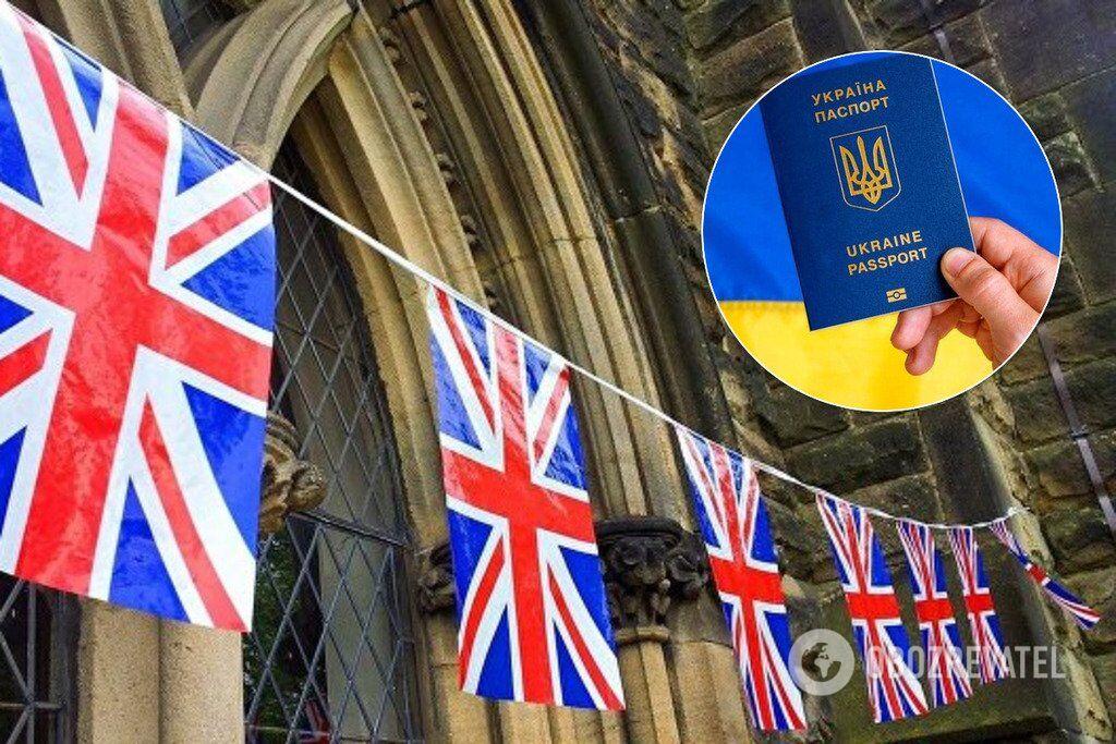 В Британии сделали заявление о визах для украинцев