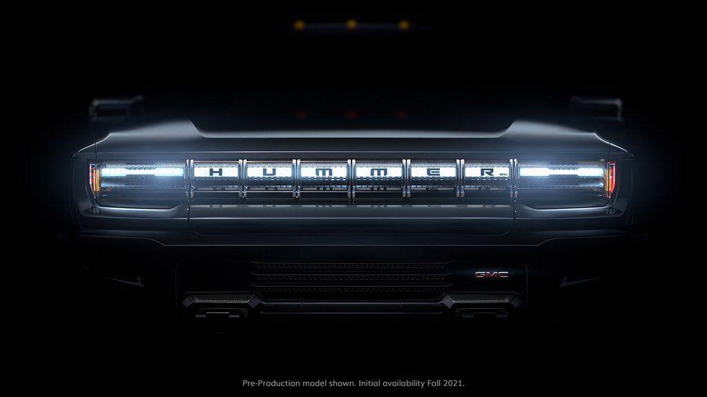 Hummer EV официально представят в мае нынешнего года