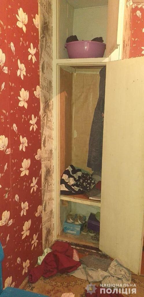 Дитину виявили в поліетиленовому пакеті у кімнаті гуртожитку