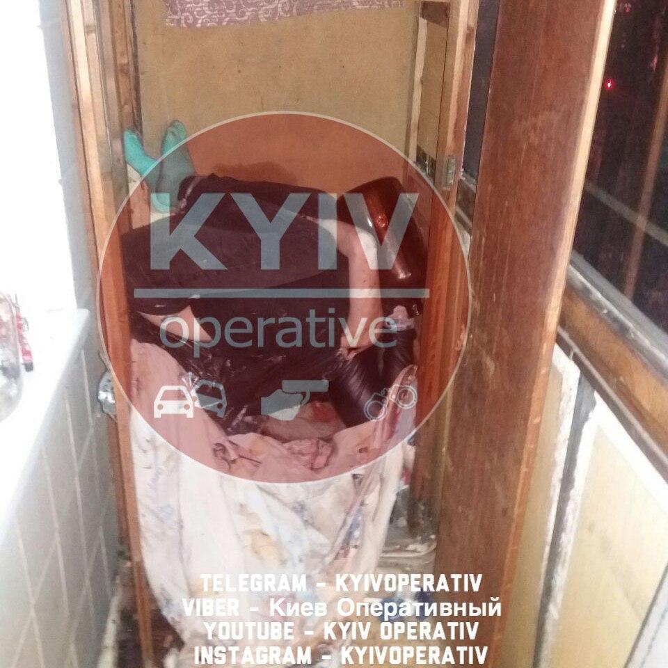 Вбиті у київській квартирі дівчата