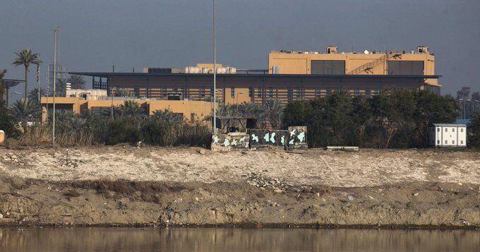 Посольство США у Багдаді