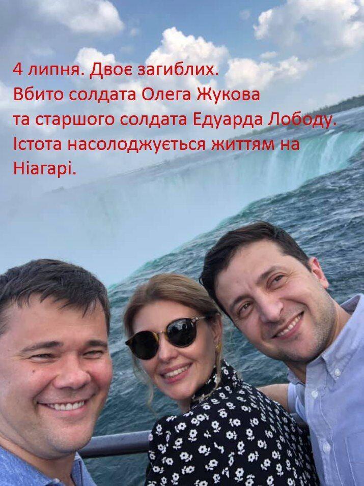 Зеленському нагадали хронологію його жорстких проколів через Донбас
