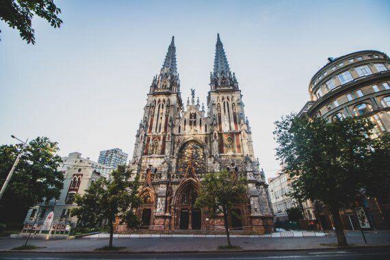 Костел св.Миколая в Києві