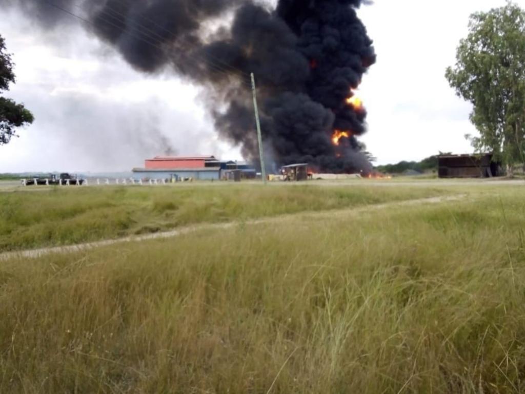 Террористы напали на американскую базу в Кении