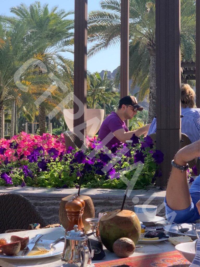 Зеленський в Омані