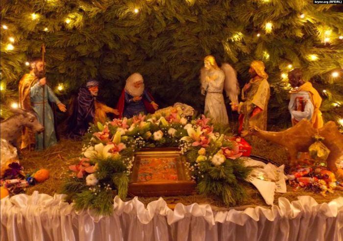 Новости Крымнаша. С Рождеством, Украина!
