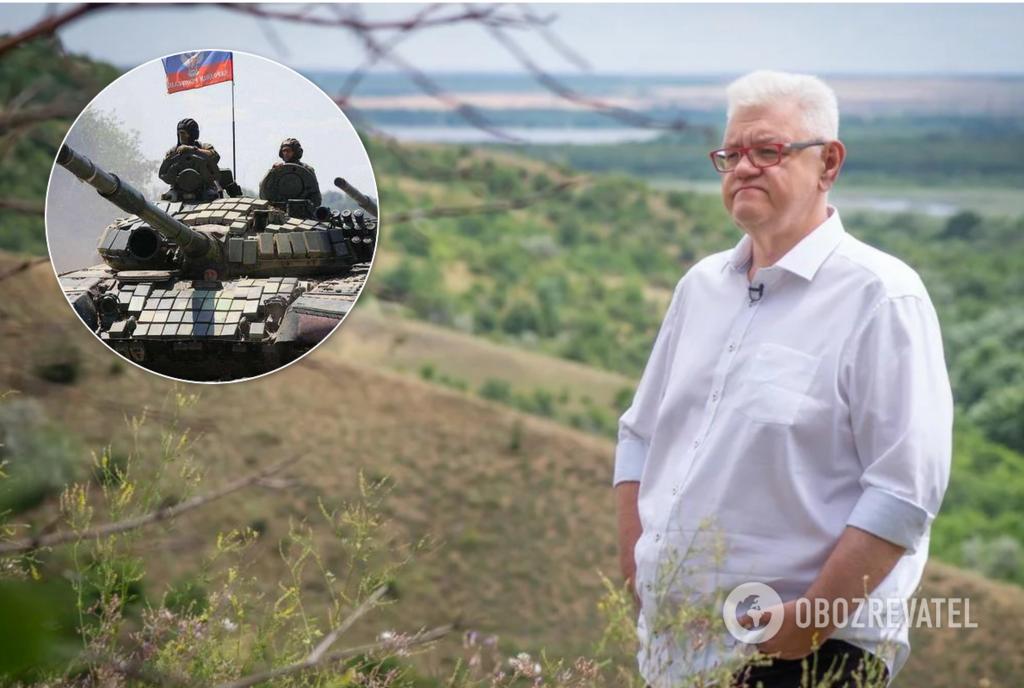 Сивохо озвучив нову думку про війну на Донбасі