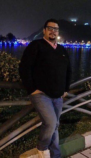Погибший в авиакатастрофе британец Саид Хадемсади