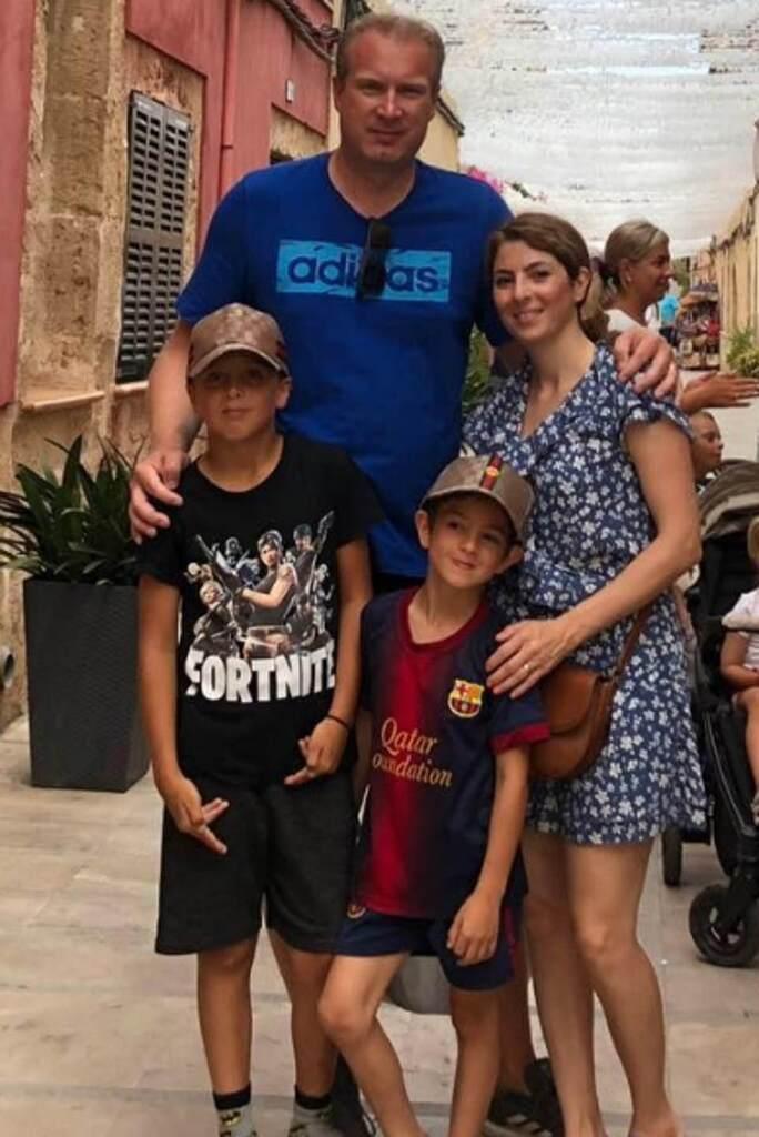 Семья из Швеции погибла в авиакатастрофе