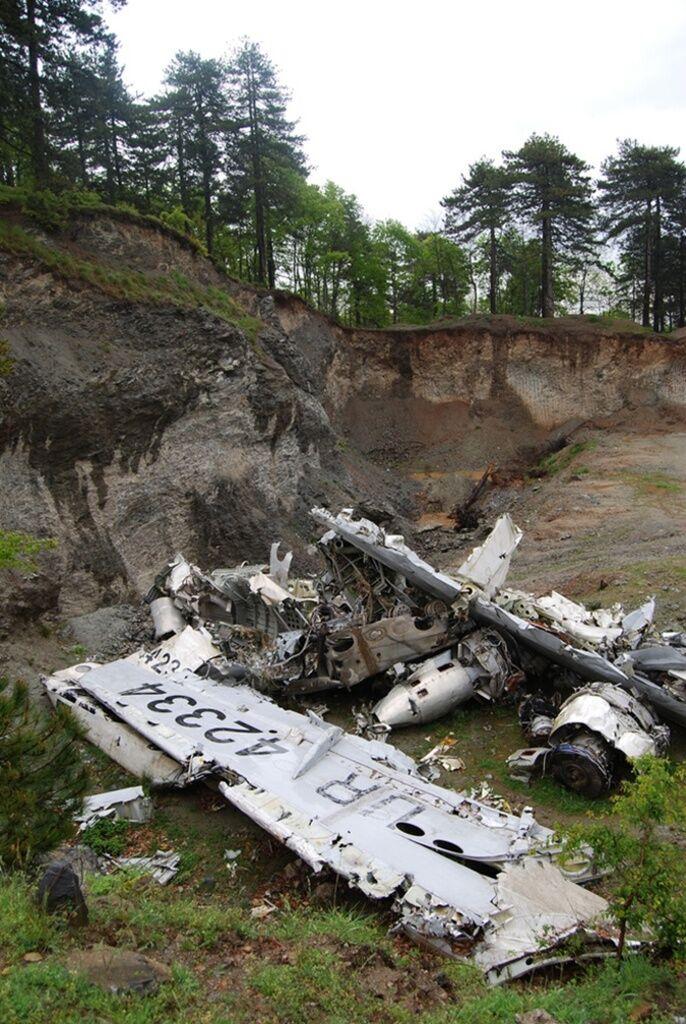 Катастрофа Як-42 під Салоніками