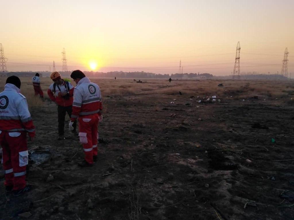 Катастрофа МАУ в Ірані: військовий США вказав на ознаку теракту