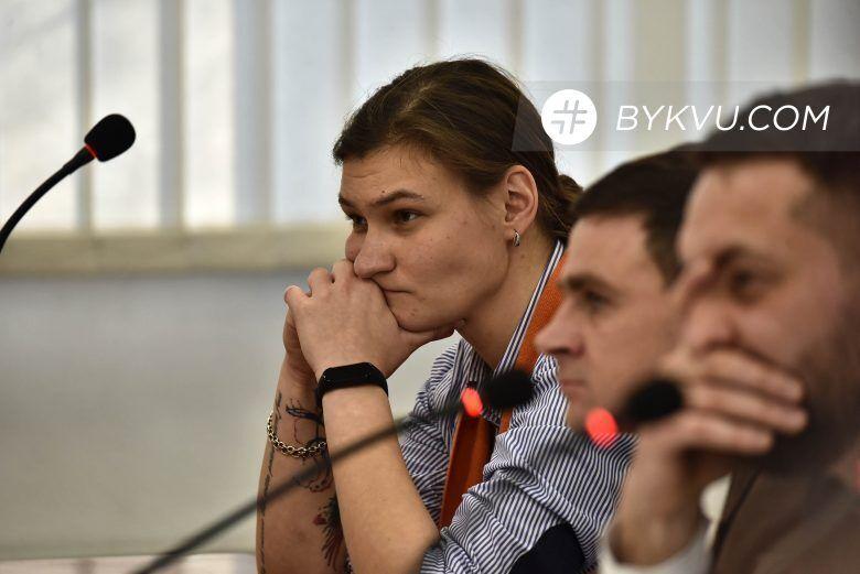 Подозреваемую в убийстве журналиста Шеремета Дугарь оставили под домашним арестом