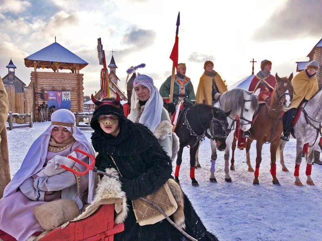 Под Киевом с размахом отпразднуют Старый Новый год