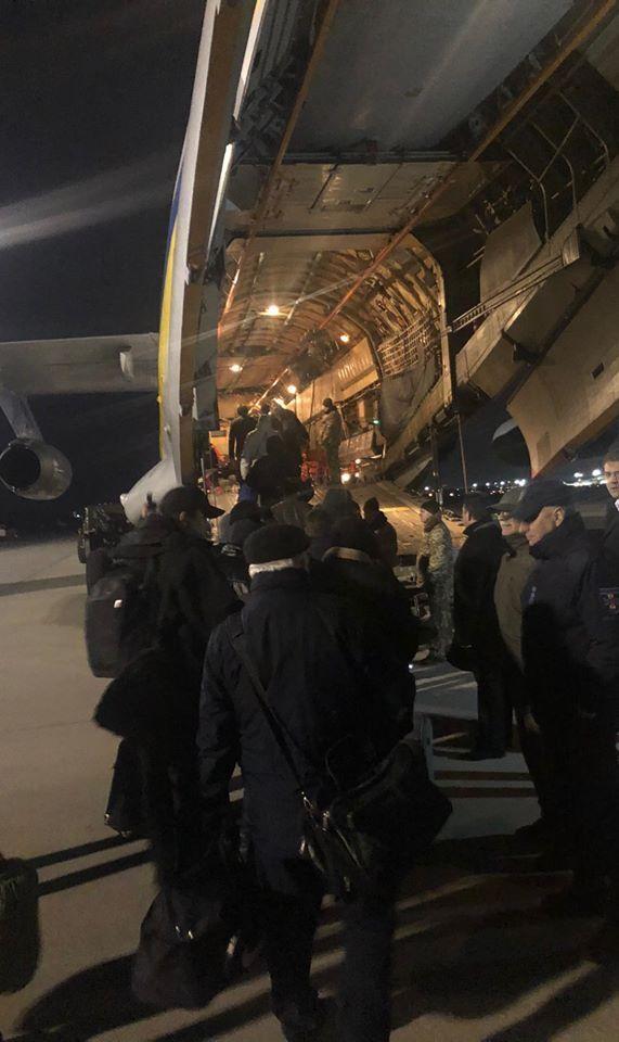 Український борт вилетів у Тегеран