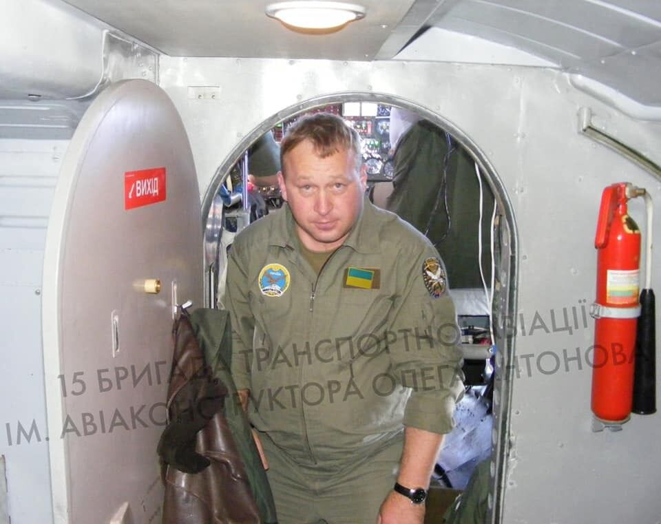 Загиблий пілот Boing виявився екскомандиром ескадрильї ЗСУ