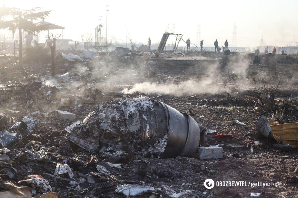 В Ірані впав літак МАУ зі 167 пасажирами: на борту було 11 українців. Усі деталі