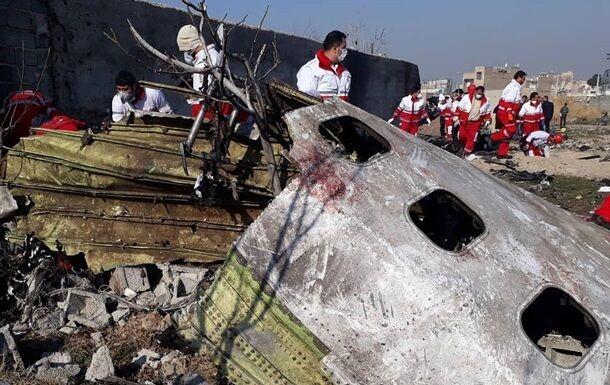 Авиакатастрофа самолета МАУ