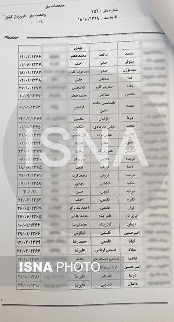 Крушение самолета МАУ в Иране: список погибших украинцев