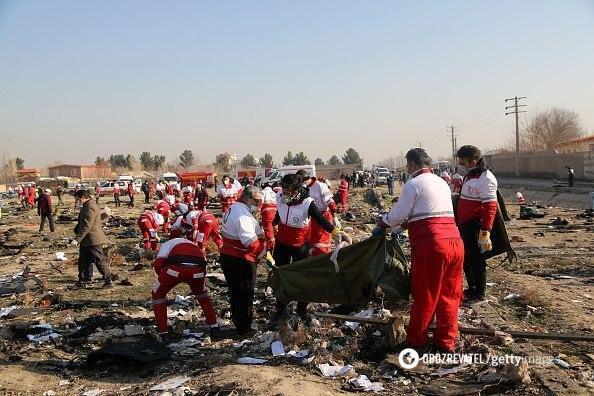 Пилот разбившегося в Иране самолета МАУ не сообщал об ошибке – СМИ