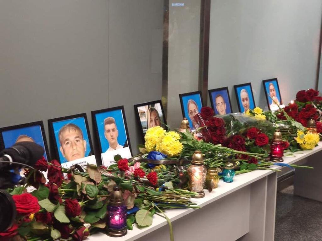 В Иране упал самолет МАУ cо 167 пассажирами: на борту было 11 украинцев. Все детали