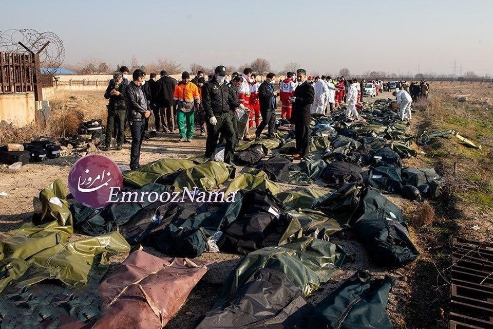 В Иране разбился украинский самолет