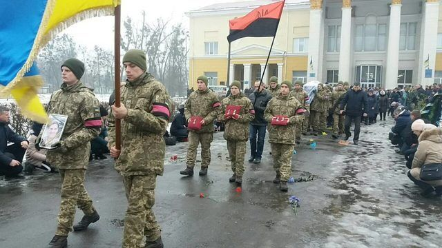 На Хмельниччині похоронили воїнів ЗСУ
