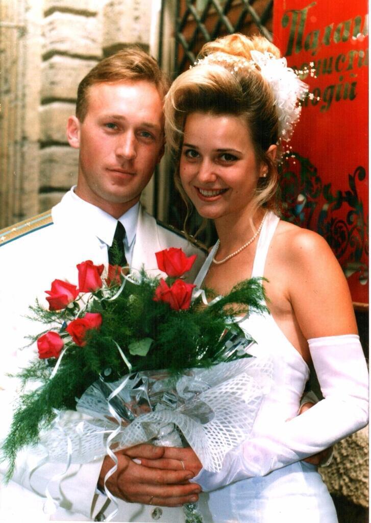 Сергей и Светлана поженились 24 года назад