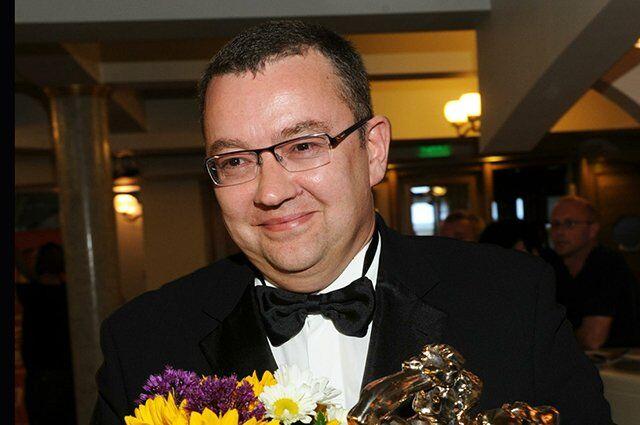 Борис Крюк – ведущий игры с 2001 года