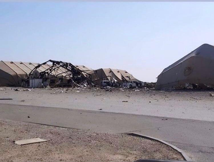 В Ираке атаковали базы США