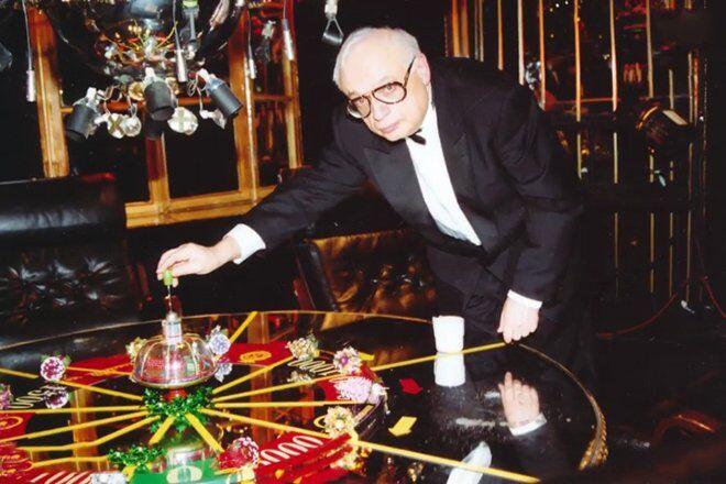Владимир Ворошилов был одним из создателей и ведущим телеигры