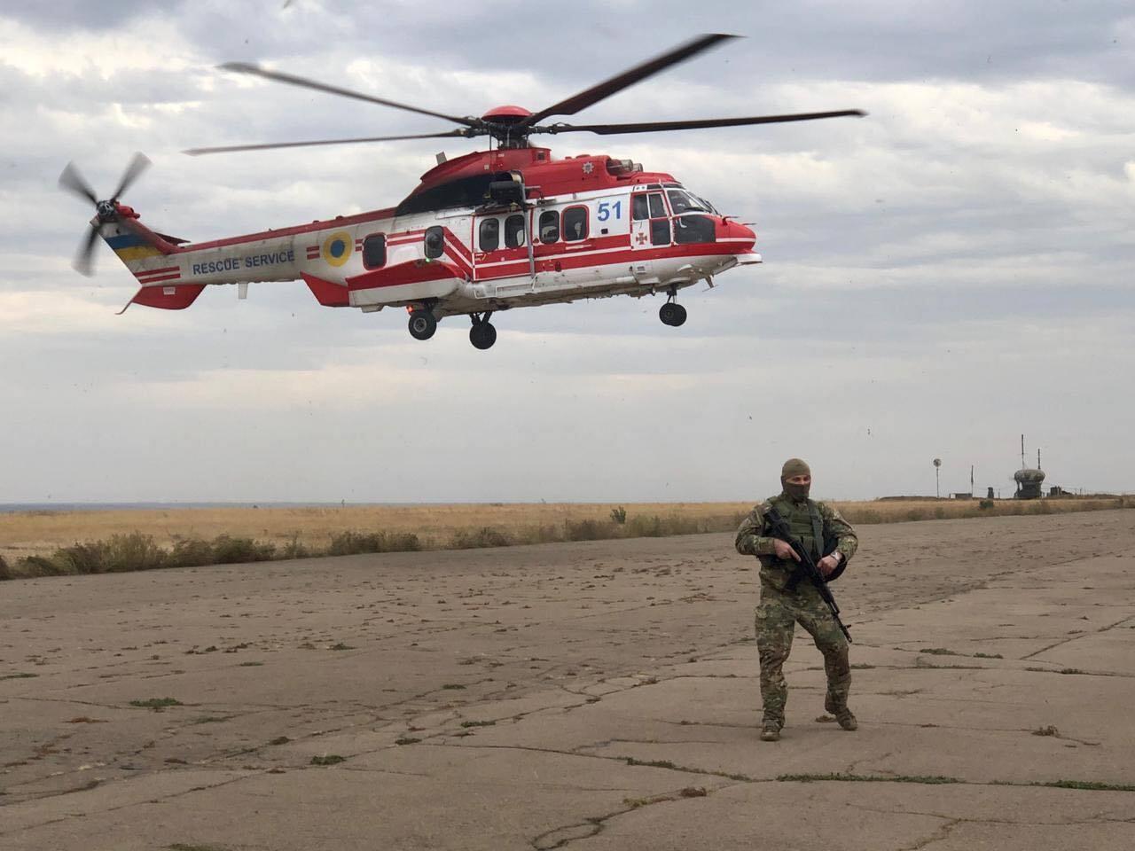 Правительственная группа вылетела в зону пожаров для координации действий всех сил.