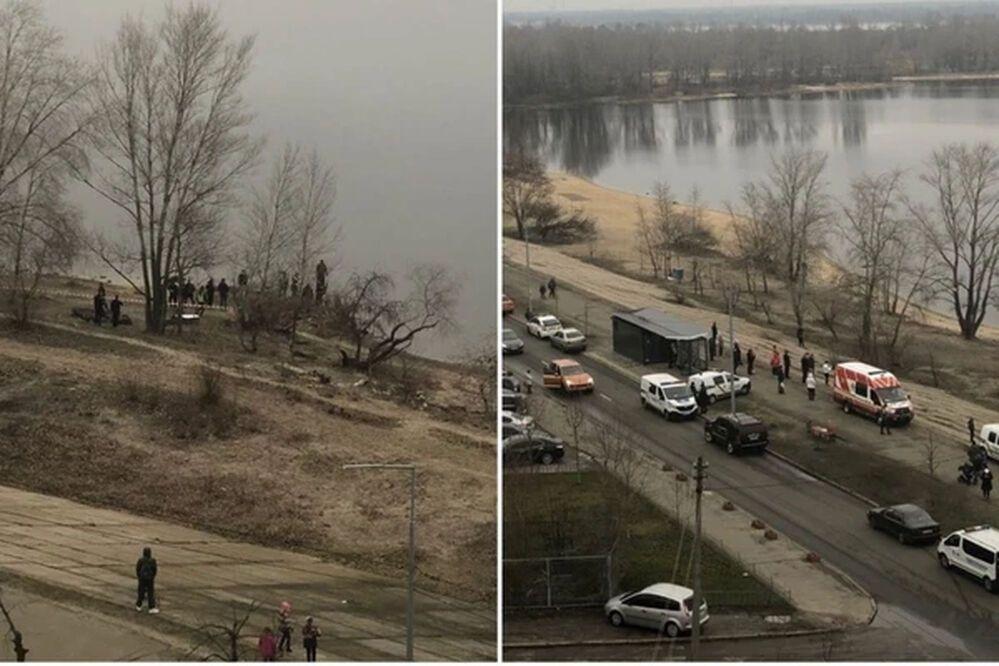Части тела человека нашли в феврале и марте 2020 года в Киеве.