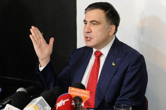 Основателем ЕНД является Саакашвили.