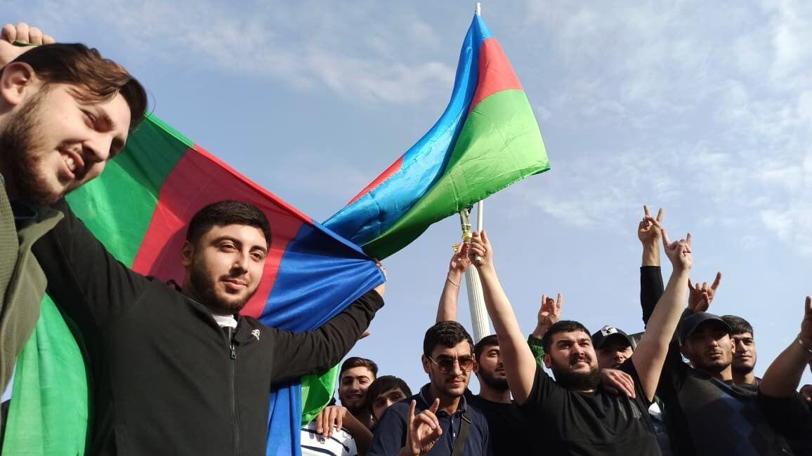 "Участники кричали ""Карабах!"""