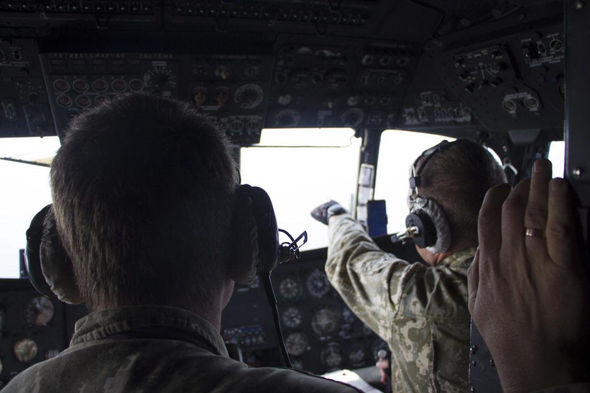Украина и Британия провели учения в Черном море.
