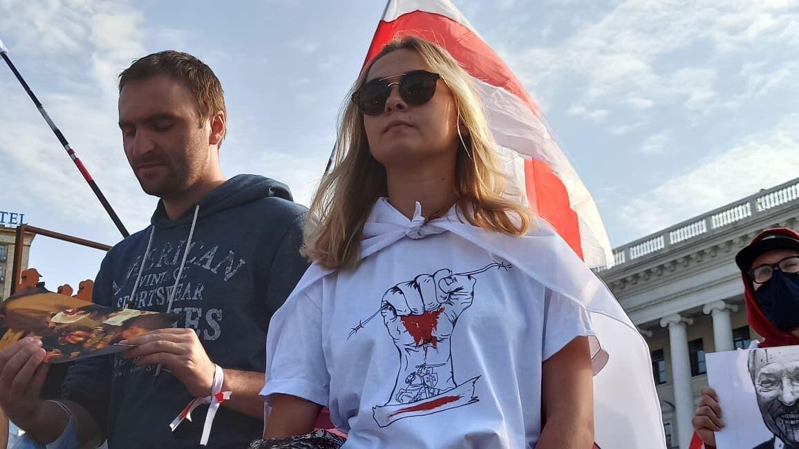 Акция прошла 11 октября на Майдане