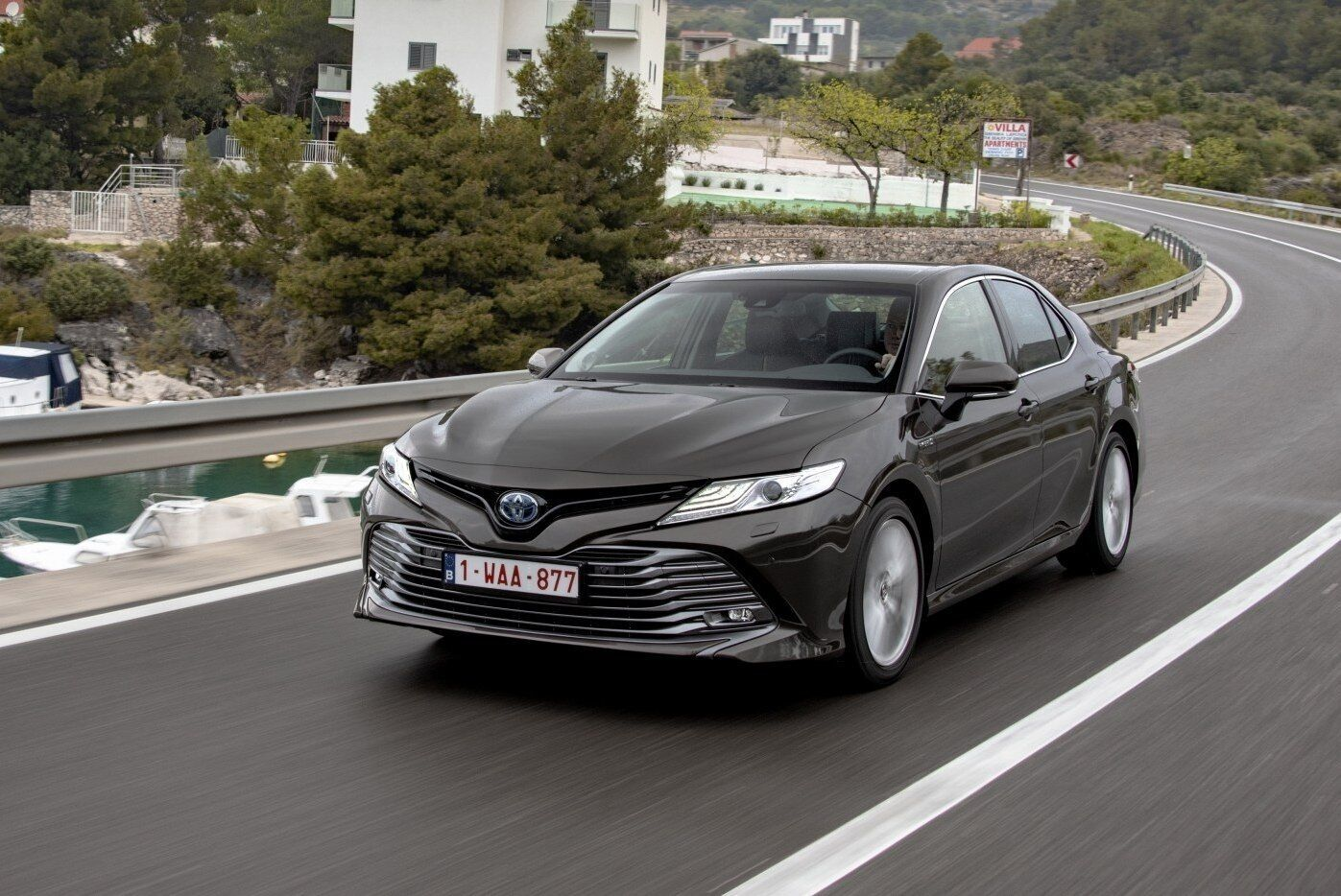 Toyota Camry 2020.