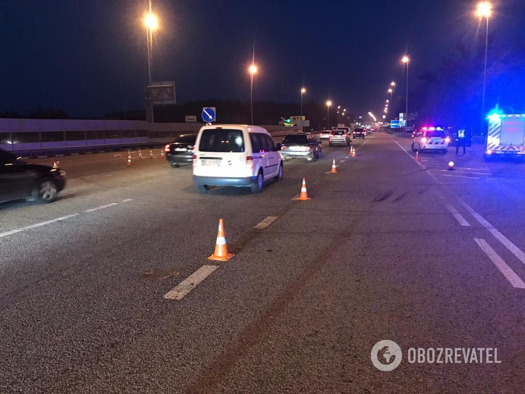 В аварии столкнулись Opel и Subaru