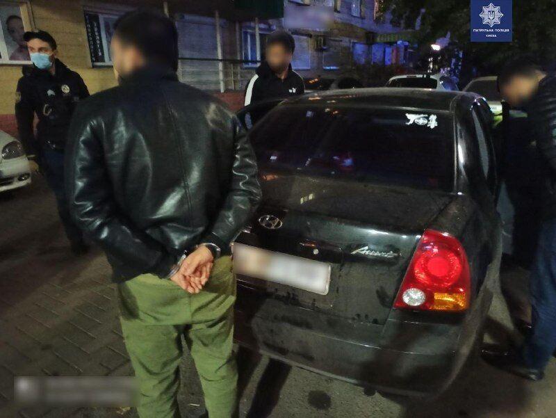 Полиция нашла авто подозреваемых в стрельбе